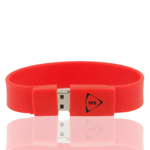 Branded USB Wristband
