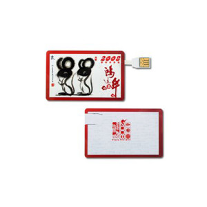 personalised business card USB Sticks