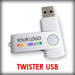 Bulk USB Twister Model | Bulk USBS | Pocket Memory