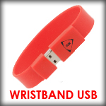 Bulk USB Wristband Model | Bulk USBS | Pocket Memory