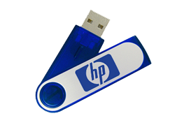 Slim Twister USB Sticks